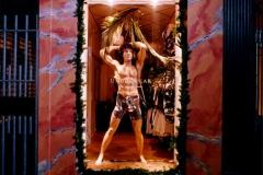 Underwear for Gentlemen: Rambo theme